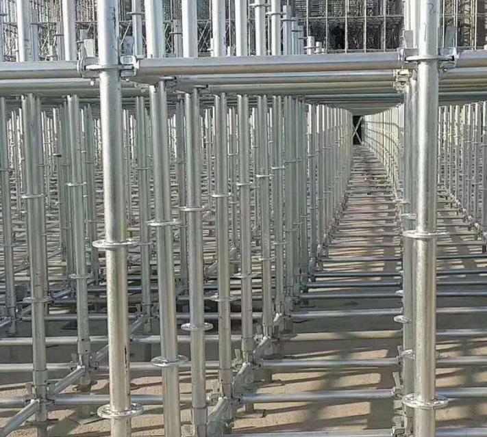 建筑施工用盘扣脚手架